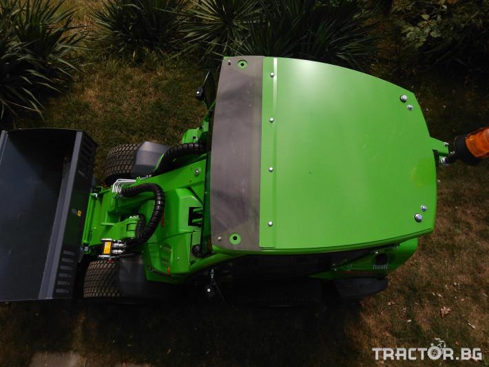 Телескопични товарачи Мини челен товарач AVANT 528 Optidrive 20 - Трактор БГ