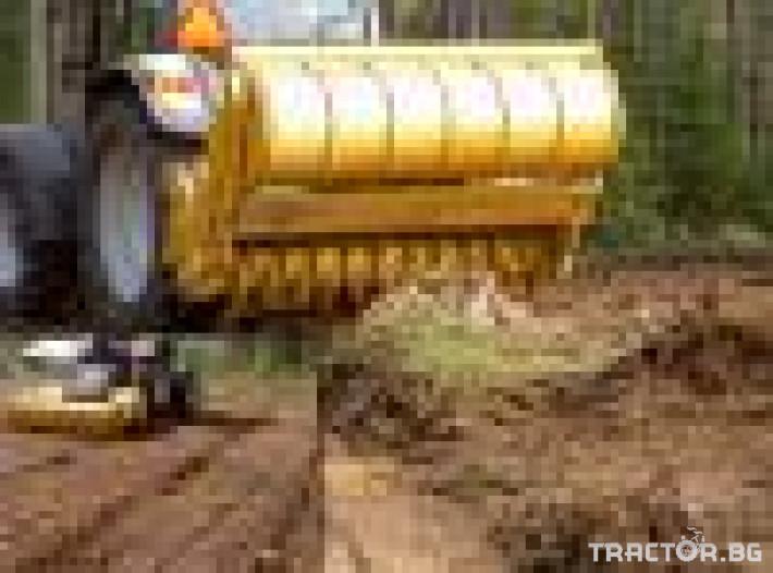 Мулчери MeriCrusher MJ Финландски горски мулчер 3 - Трактор БГ