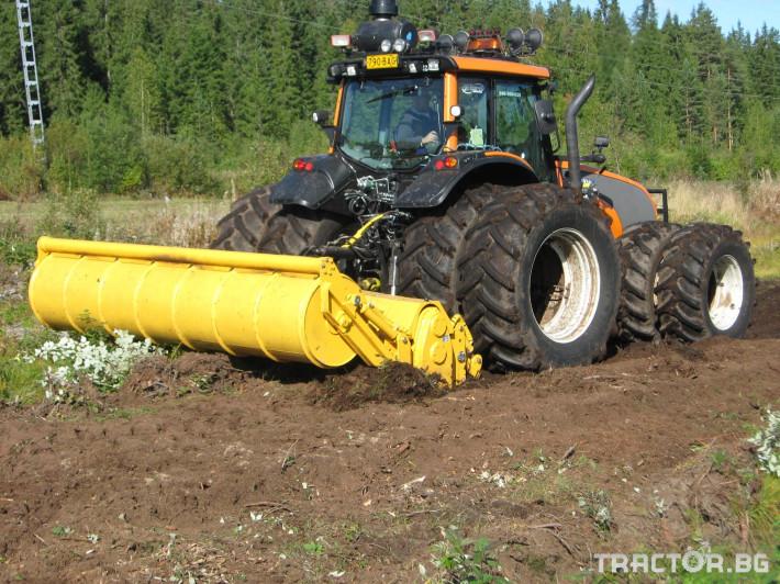 Мулчери MeriCrusher MJ Финландски горски мулчер 6 - Трактор БГ