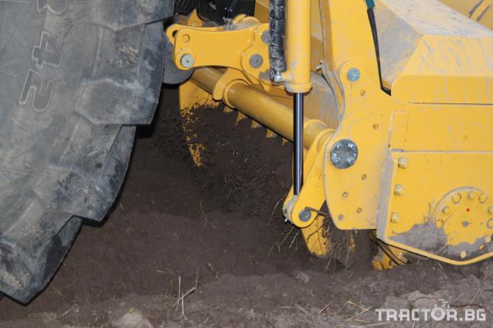 Мулчери MeriCrusher MJ Финландски горски мулчер 11 - Трактор БГ