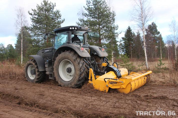 Мулчери MeriCrusher MJ Финландски горски мулчер 14 - Трактор БГ