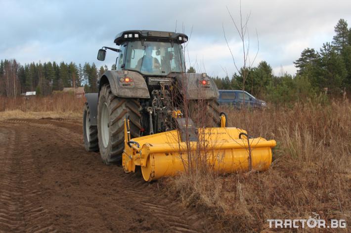 Мулчери MeriCrusher MJ Финландски горски мулчер 15 - Трактор БГ
