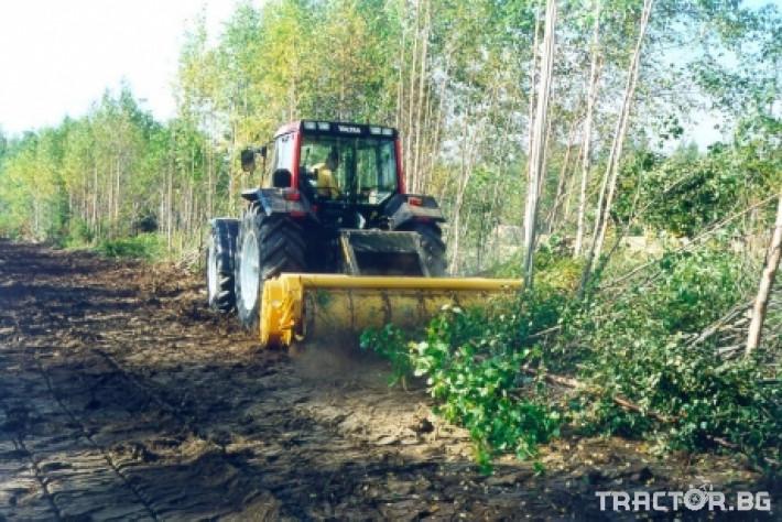 Мулчери MeriCrusher MJ Финландски горски мулчер 25 - Трактор БГ