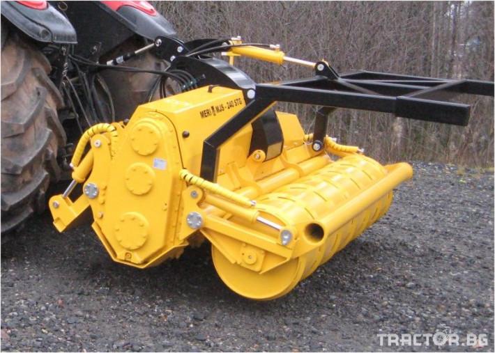 Мулчери MeriCrusher MJ Финландски горски мулчер 30 - Трактор БГ