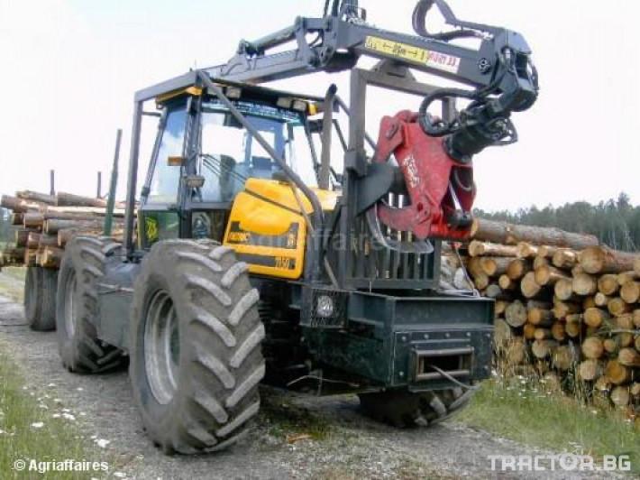 Машини за дърводобив Кран за дърва PALMS за трактор 9 - Трактор БГ