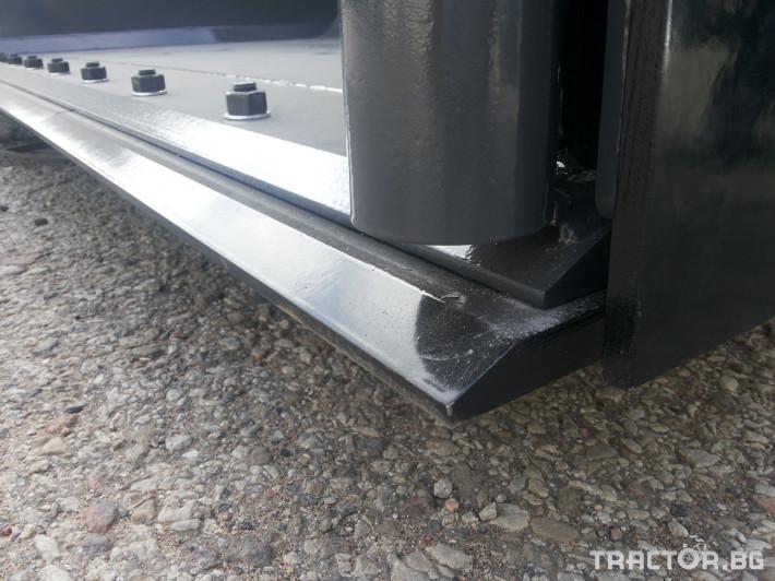 Техника за почистване Снегорин за трактор и камион /DIN плоча 34 - Трактор БГ