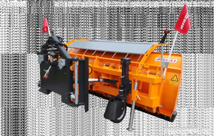 Техника за почистване Снегорин за трактор и камион /DIN плоча 36 - Трактор БГ
