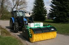 Четки за метене за трактори и камиони