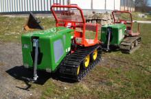 Горски трактор за извоз на дървесина MK18 железен кон