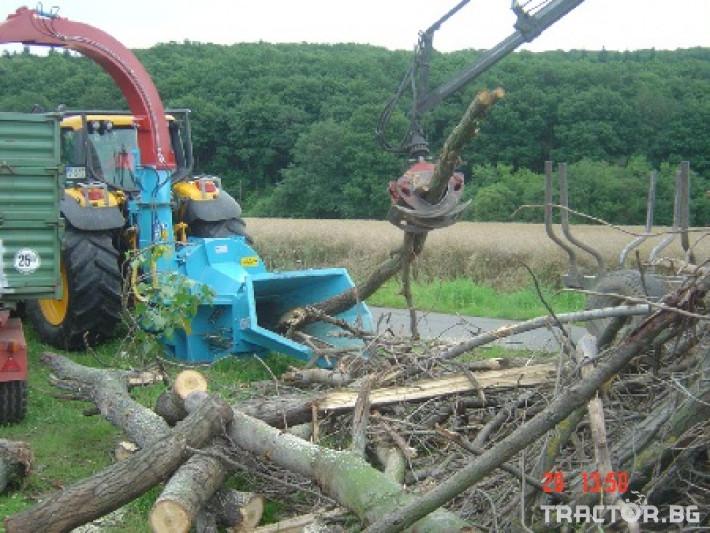 Машини за дърводобив НАЛИЧНА дробилка LAIMET HS21A 21 - Трактор БГ