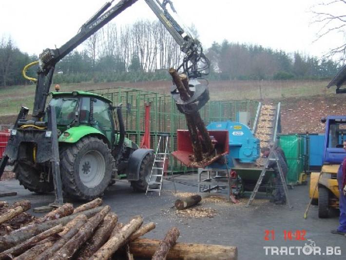 Машини за дърводобив НАЛИЧНА дробилка LAIMET HS21A 22 - Трактор БГ