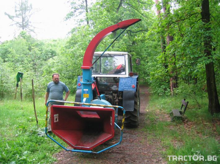 Машини за дърводобив НАЛИЧНА дробилка LAIMET HS21A 23 - Трактор БГ