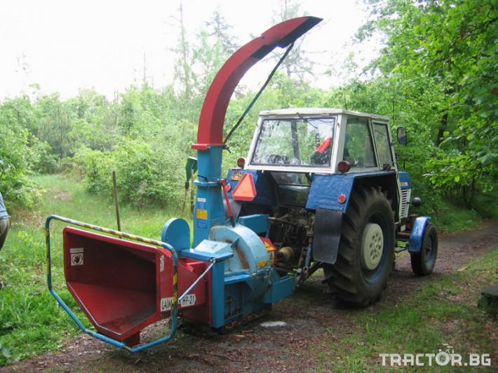 Машини за дърводобив НАЛИЧНА дробилка LAIMET HS21A 24 - Трактор БГ