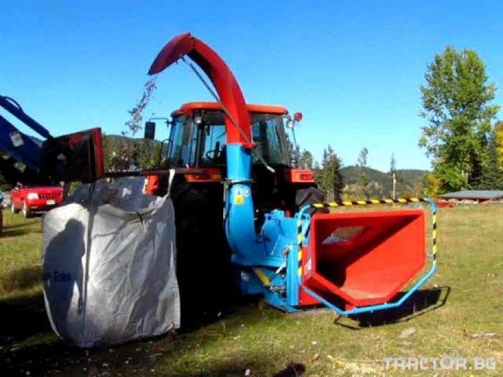 Машини за дърводобив НАЛИЧНА дробилка LAIMET HS21A 25 - Трактор БГ