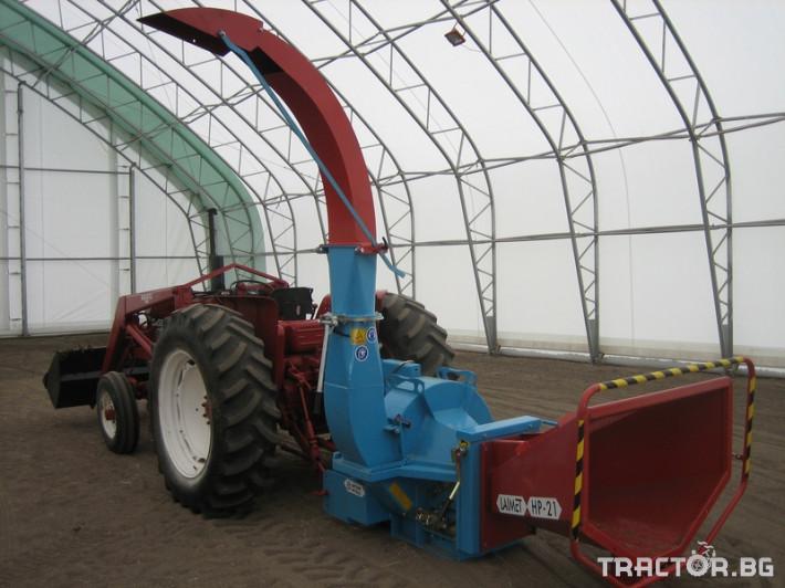 Машини за дърводобив НАЛИЧНА дробилка LAIMET HS21A 27 - Трактор БГ