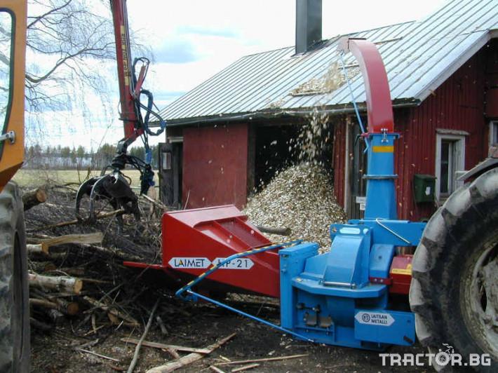 Машини за дърводобив НАЛИЧНА дробилка LAIMET HS21A 29 - Трактор БГ