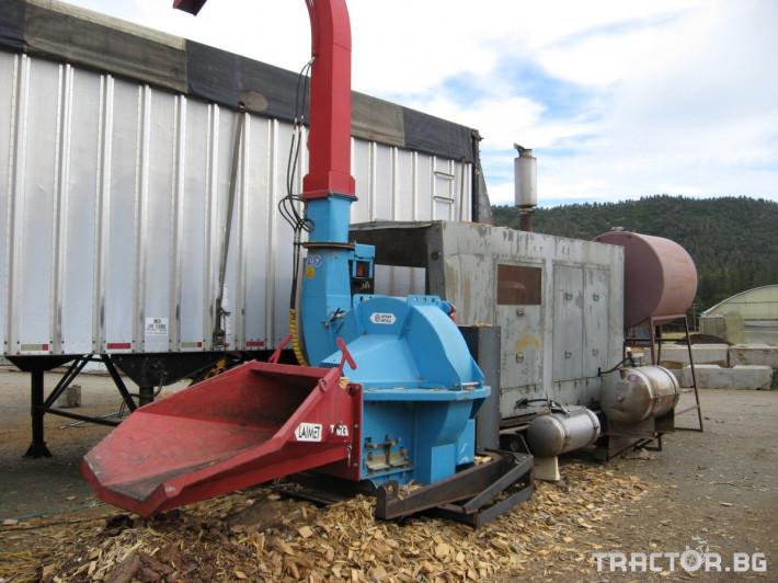 Машини за дърводобив НАЛИЧНА дробилка LAIMET HS21A 31 - Трактор БГ