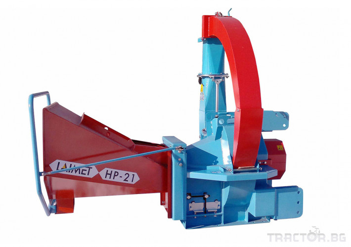 Машини за дърводобив НАЛИЧНА дробилка LAIMET HS21A 7 - Трактор БГ