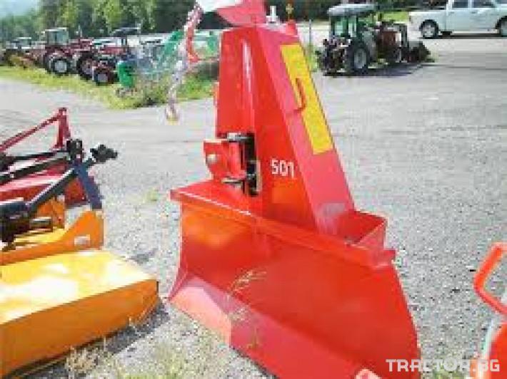 Машини за дърводобив Горски лебедки KGD Königswieser AUSTRIA 4 - Трактор БГ