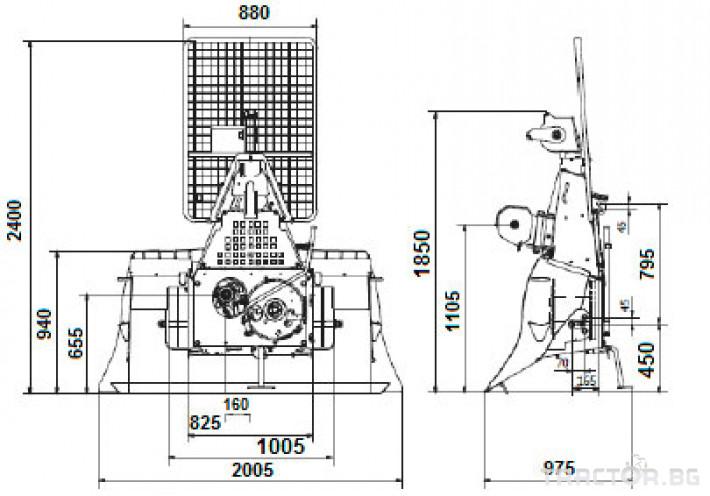 Машини за дърводобив Горски лебедки KGD Königswieser AUSTRIA 18 - Трактор БГ