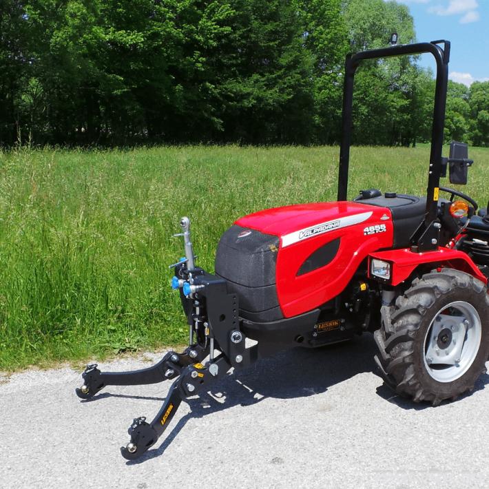 Части за трактори LESNIK Предни навесни системи за всички модели трактори и камиони 1