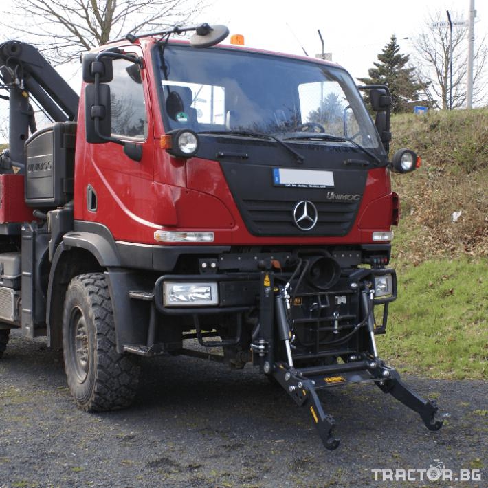 Части за трактори LESNIK Предни навесни системи за всички модели трактори и камиони 2