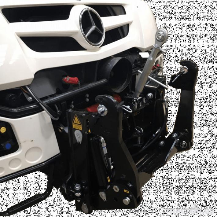 Части за трактори LESNIK Предни навесни системи за всички модели трактори и камиони 6