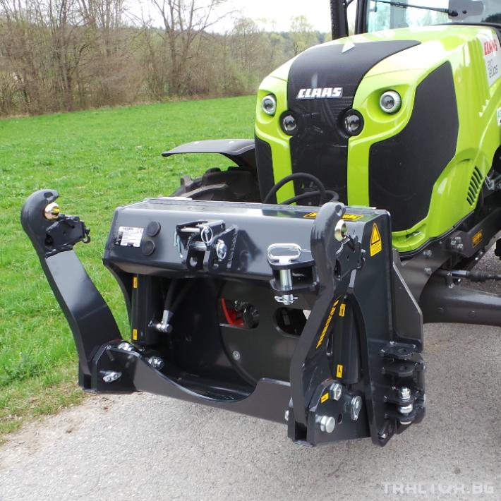 Части за трактори LESNIK Предни навесни системи за всички модели трактори и камиони 8