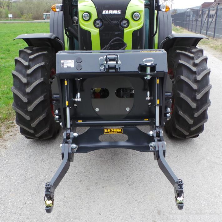 Части за трактори LESNIK Предни навесни системи за всички модели трактори и камиони 9
