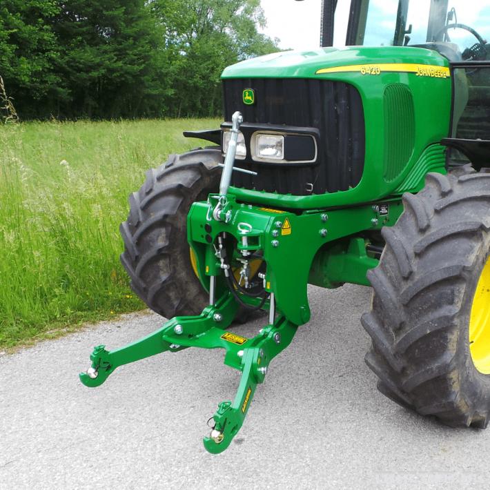 Части за трактори LESNIK Предни навесни системи за всички модели трактори и камиони 10