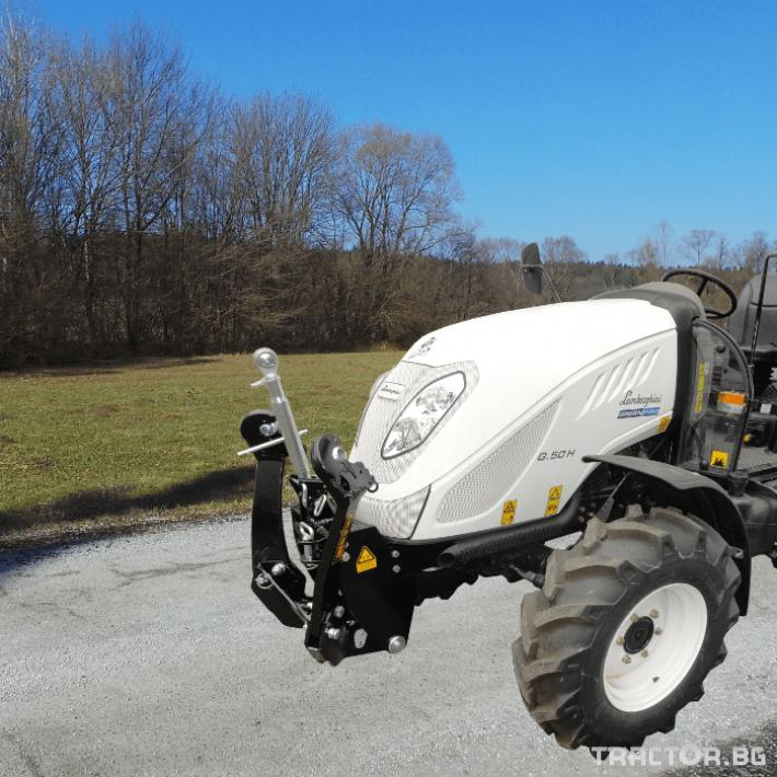 Части за трактори LESNIK Предни навесни системи за всички модели трактори и камиони 11
