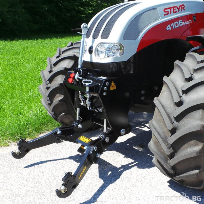 Части за трактори LESNIK Предни навесни системи за всички модели трактори и камиони 12