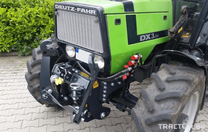 Части за трактори LESNIK Предни навесни системи за всички модели трактори и камиони 13