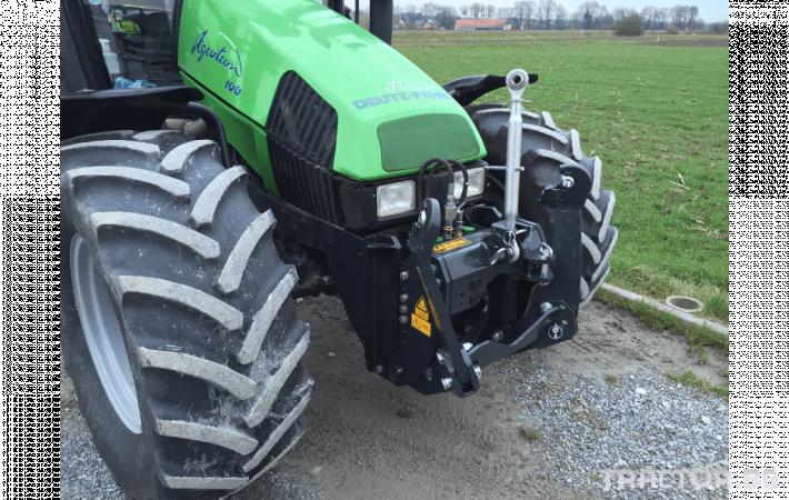 Части за трактори LESNIK Предни навесни системи за всички модели трактори и камиони 14