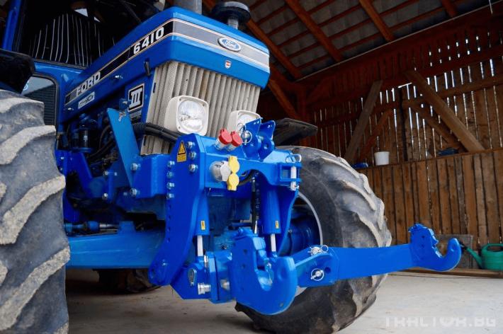 Части за трактори LESNIK Предни навесни системи за всички модели трактори и камиони 15