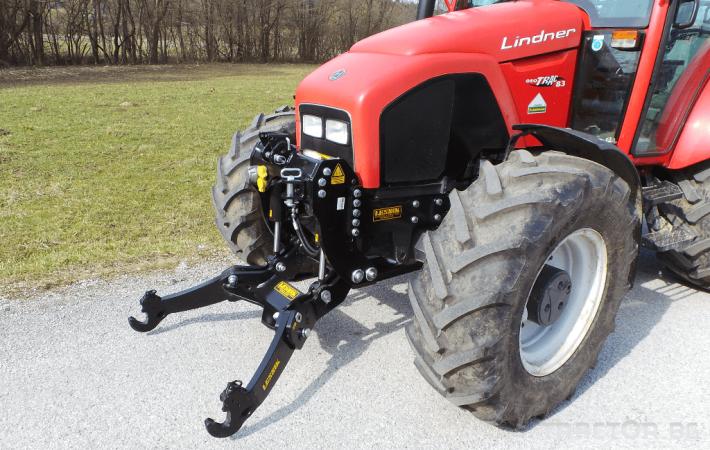 Части за трактори LESNIK Предни навесни системи за всички модели трактори и камиони 16