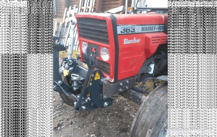Части за трактори LESNIK Предни навесни системи за всички модели трактори и камиони 18
