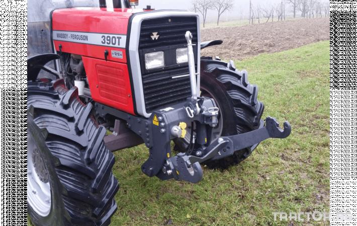 Части за трактори LESNIK Предни навесни системи за всички модели трактори и камиони 0