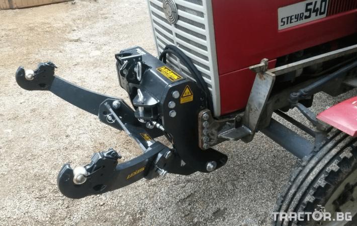 Части за трактори LESNIK Предни навесни системи за всички модели трактори и камиони 19