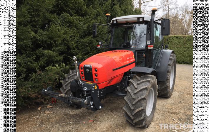Части за трактори LESNIK Предни навесни системи за всички модели трактори и камиони 20