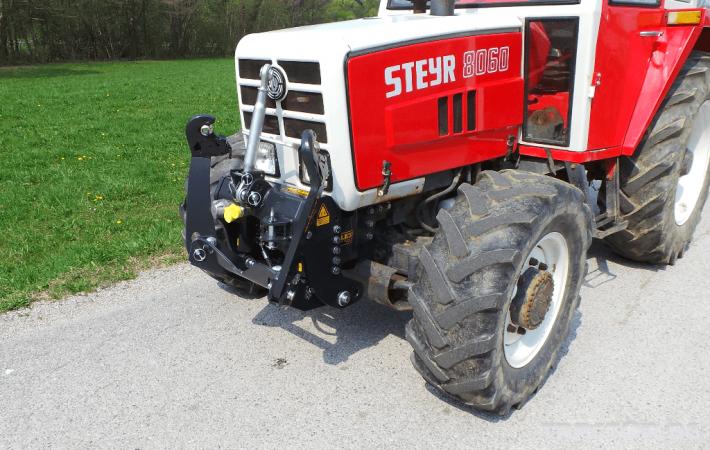 Части за трактори LESNIK Предни навесни системи за всички модели трактори и камиони 21