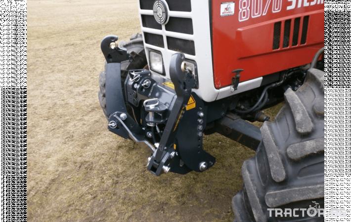 Части за трактори LESNIK Предни навесни системи за всички модели трактори и камиони 22