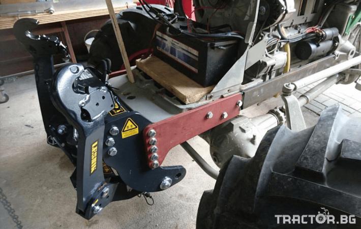 Части за трактори LESNIK Предни навесни системи за всички модели трактори и камиони 23