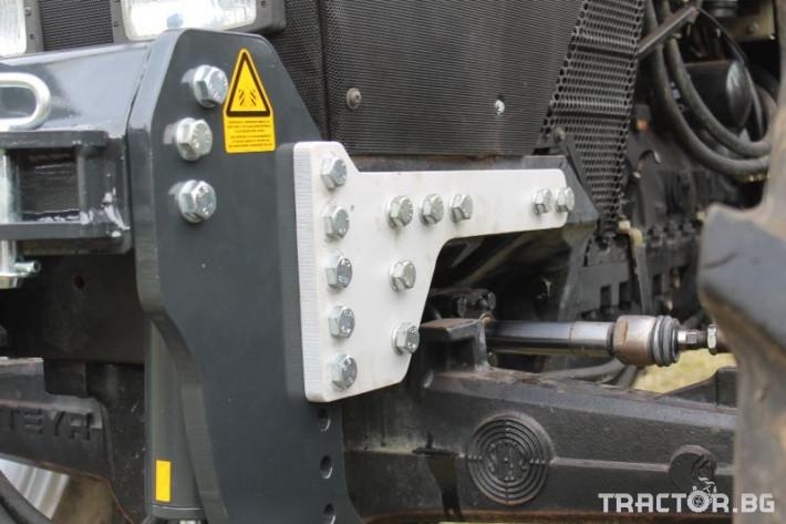 Части за трактори LESNIK Предни навесни системи за всички модели трактори и камиони 26