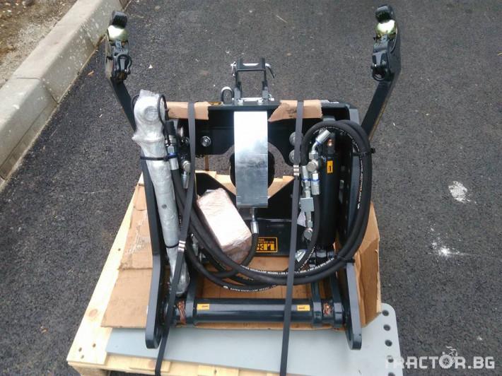 Части за трактори LESNIK Предни навесни системи за всички модели трактори и камиони 29
