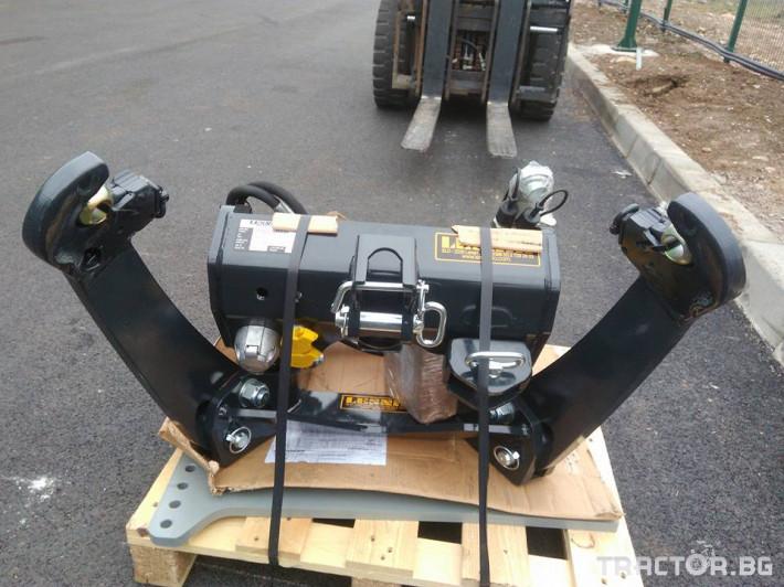 Части за трактори LESNIK Предни навесни системи за всички модели трактори и камиони 30