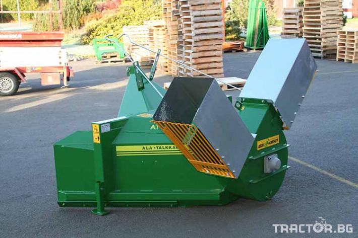 Техника за почистване Роторен снегорин за трактор 5 - Трактор БГ