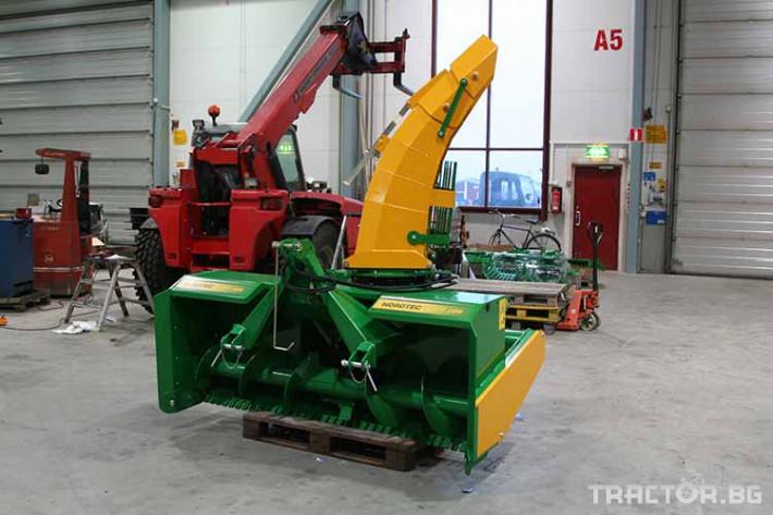Техника за почистване Роторен снегорин за трактор 6 - Трактор БГ