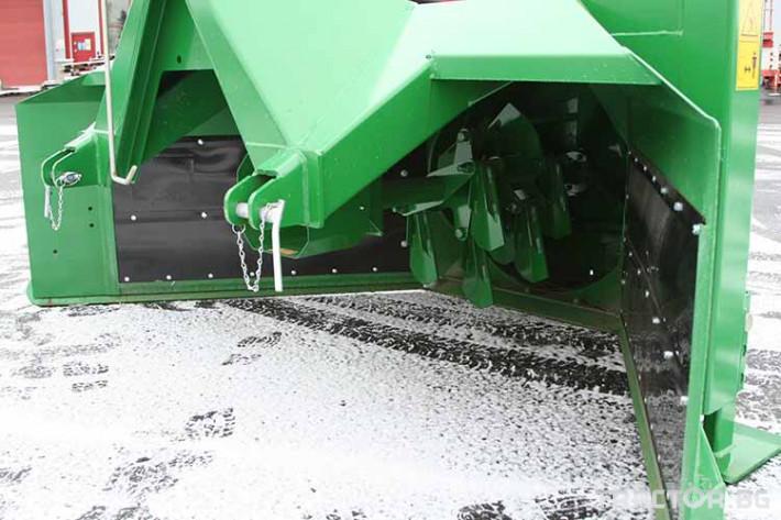 Техника за почистване Роторен снегорин за трактор 8 - Трактор БГ
