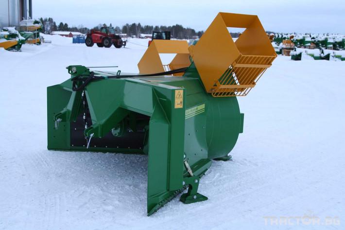 Техника за почистване Роторен снегорин за трактор 9 - Трактор БГ